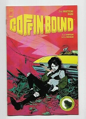 Coffin Bound #1 Image Comics 2019 1st Printing | OUT OF PRINT! HOT! HTF!