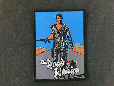 """Mad Max 2 """"The Road Warrior - Max & Dog"""" Patch fury road-beyond thunderdome"""