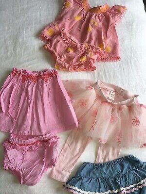 Seed Baby Girls bundle Size 1