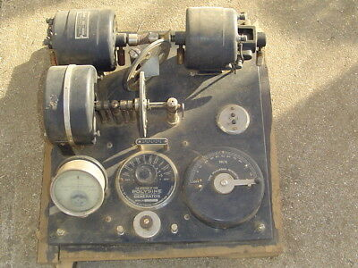 Vintage McIntosh No. 1058 POLYSINE GENERATOR electric science MacLagan Rheostat