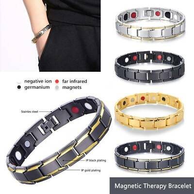 Therapeutic Energy Healing Bracelet Bio Anion Energy Magnetic Health Care Unisex
