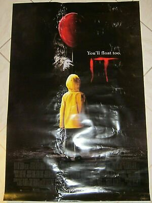 237754 Stephen King's IT 2017 Movie Please Read WALL PRINT POSTER CA