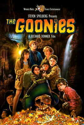 240958 THE GOONIES Movie WALL PRINT POSTER AU