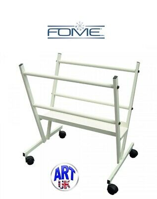 Fome Artists Storage Display for A1 or A2 Paintings/Posters Metal Print Rack