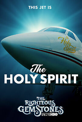 239247 The Righteous Gemstones This Jet WALL PRINT POSTER AU