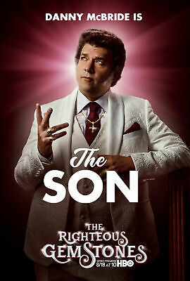 239446 The Righteous Gemstones Danny McBrice WALL PRINT POSTER AU