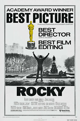 239780 Rocky Movie Action Sylvester Stallone WALL PRINT POSTER AU