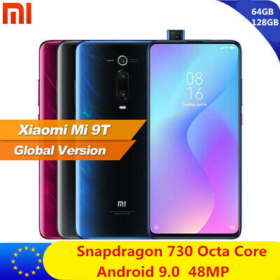 "3 Jahre Garantie 6.39"" Xiaomi MI 9T 6GB 64GB/128GB Smartphone 48MP Pop-up Camera"