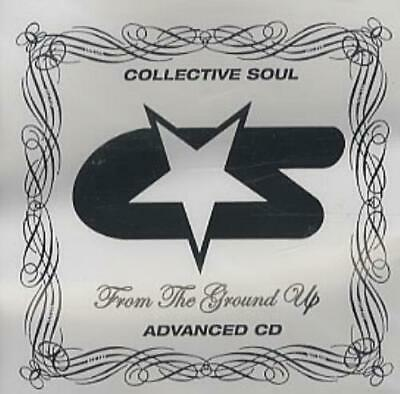 Collective Soul From The Ground Up CD album (CDLP) USA promo CDS-100