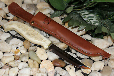 KELLAM PUUKKO FINLAND Two Tone Finish Stained Dark Curly