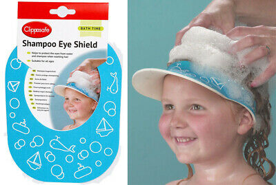 New Kids Children Safety No Tears Clippasafe Shampoo Eye Sheild