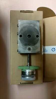 Emco Maximat Super 11 Lathe Threading Gearbox Control Knob Assembly  0501