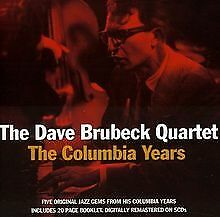 The Columbia Years (5CD Box Set) von The Dave Brubeck Quartet | CD | Zustand gut