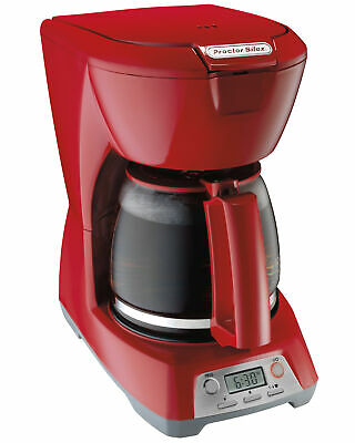 Proctor Silex 12-Cup Programmable Coffee Maker Home Good