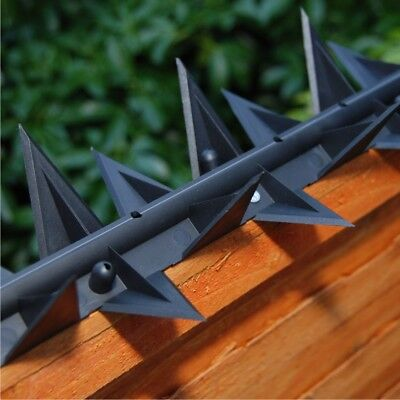 Discount Stegastrip Fence Wall Spikes Garden Security Intruder deterrent Climb