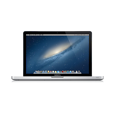 "Apple MacBook Pro Core i7 2.3GHz 8GB 500GB 15.4"" MD103LL/A"
