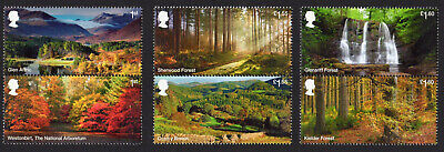 2019 FORESTS - Mint Stamp Set of Six