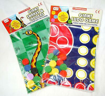 P-Giant Ludo/Snakes & Ladders - Each