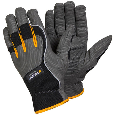"Ejendals 9125-10 Size 10""Tegera 9125"" Synthetic Leather Glove -"