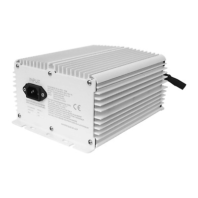 Sunstream 1000w Ballast for Single Ended for Hydroponics System New ModelHPS/MH