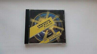Stryper ‎– The Yellow And Black Attack  RARE Original  US CD