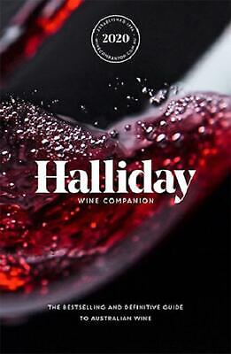Halliday Wine Companion 2020: The bestselling and definitive guide to Australian