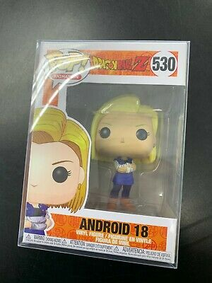 Funko Pop! Animation Dragon Ball Z - Android 18 #530 BRAND NEW