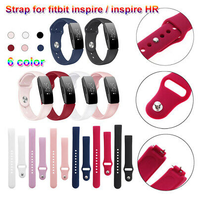 Silicone Watch Band Wristbands Replacement For Fitbit inspire / inspire HR