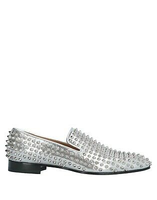 ef0902eaf4e 100% AUTHENTIC CHRISTIAN LOUBOUTIN Rollerboy Spikes Flat Loafers 41 ...