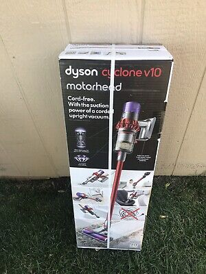 Dyson V10 Cyclone Motorhead Cordless Vacuum Cleaner NEW IN BOX