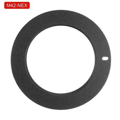 M42 NEX Ultra Slim Mount Adapter Ring For M42 Lens NEX3 to NEX5N V7V7 NEX7 C4R4