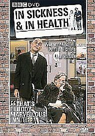 In Sickness & In Health - Series 2 [DVD], New, DVD, FREE & FAST Delivery