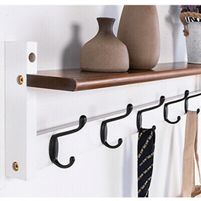 AU Coat Hook Rack with Shelf, Handcrafted from chunkys premium quality pine New