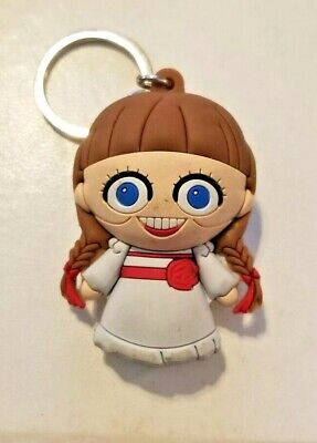 Horror Properties Collectible Keychain.Brand new with tags. Here's Annabelle!