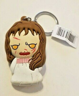 Horror Properties Collectible Keychain.Brand new with tags.Here's Regan!Exorcist