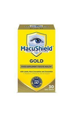Macu Shield Gold Food Supplement - Pack of 90 Capsules 90