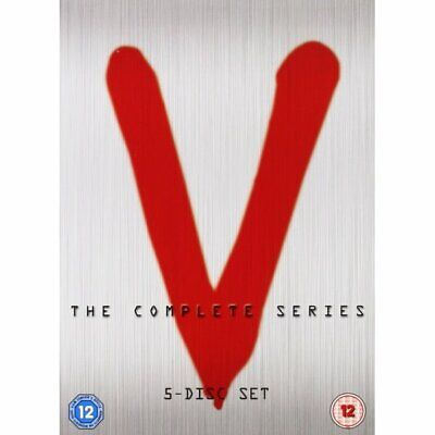 DVD Neuf - V - The Complete Series