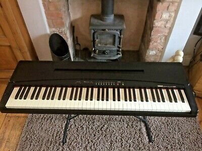 Yamaha YPP-50 piano keyboard, Touch Sensitive, 76 Semi Weighted Keys!