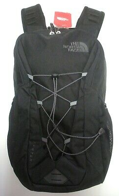 The North Face  Jester Backpack- Laptop Sleeve-A3Kv7- Tnf Black / Silver