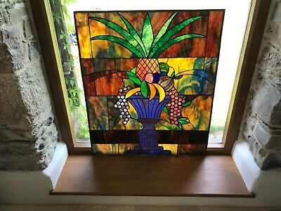 Stunning Stained glass panels