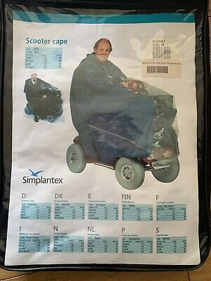 Mobility Scooter Cape NEW BOXED
