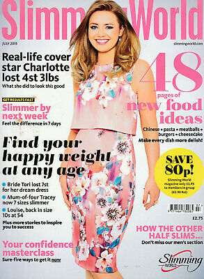 SLIMMING WORLD Magazine July 2015 - Find Your Happy Weight