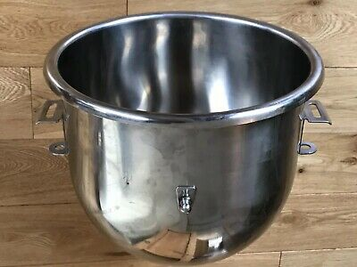Buffalo Planetary Mixer Spare Part 20 litre Mixing Bowl Replacement