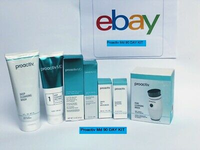 Proactiv MD + Teen Duo 90 Days 5 Pieces + Free Gift + Free Shipping-