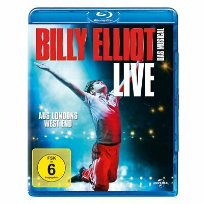 Blu-ray Neuf - Billy Elliot-das Musical