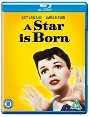 A Star is Born [Blu-ray] [1954] [Region Free], New, DVD, FREE & FAST Delivery