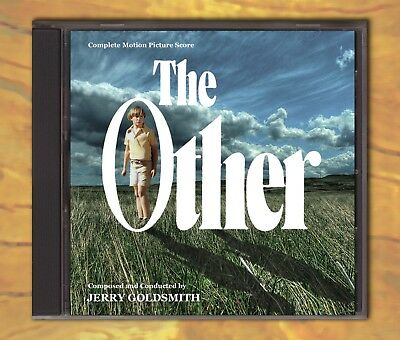 THE OTHER Jerry Goldsmith COMPLETE SCORE (9 previously unreleased tracks)