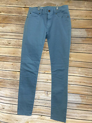 GAP Light Blue Legging Jeans Skinny Stretch Denim Womens size 24 regular size 0