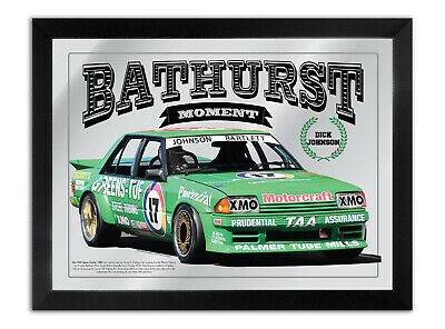 Bar Mirror Bathurst Moment 1983 Dick Johnson Greens Tuff Xe Collection Series
