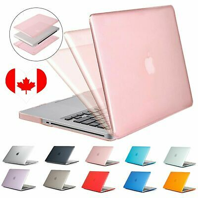 """Crystal Case For Macbook Air 11.6""""/13.3"""" Pro 13/15 Retina 12"""" Clear Hard Shell"""